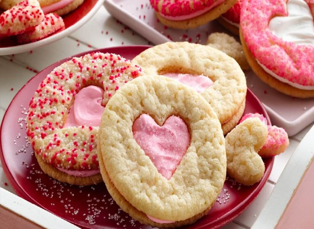 My Fav Valentine Cookie Recipe