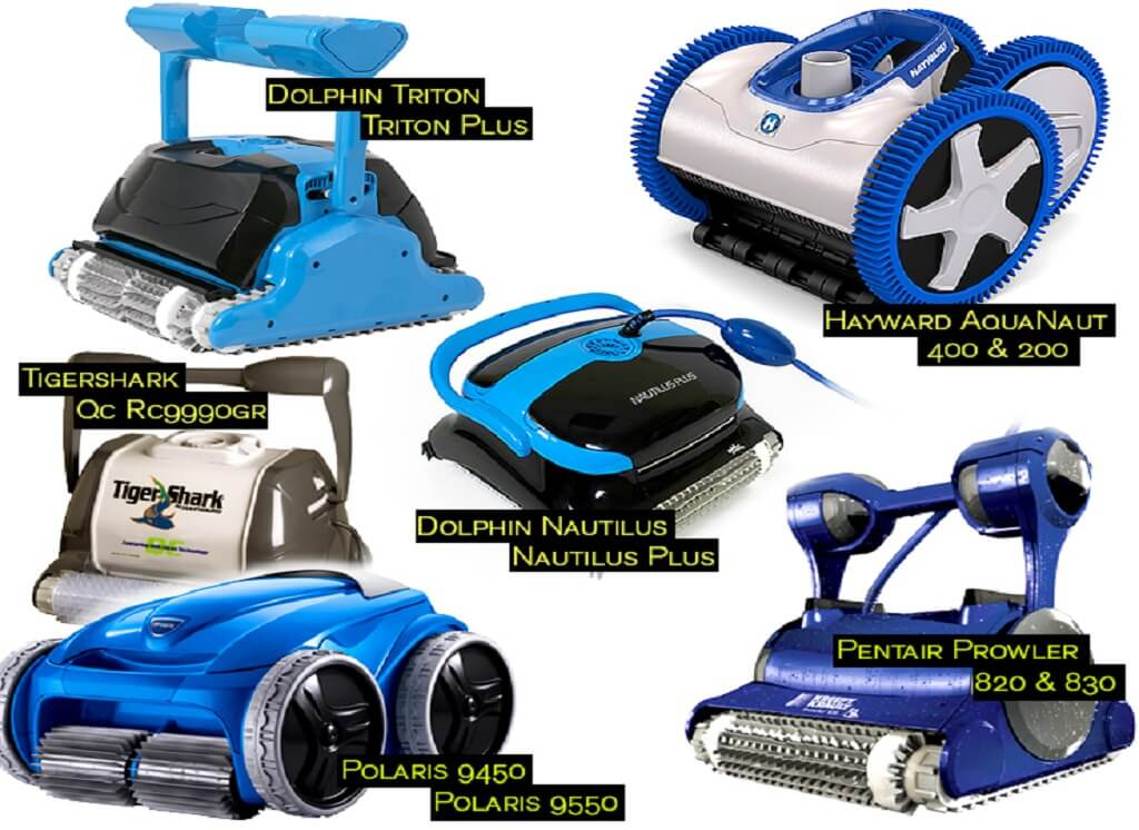 Spring Cleaning Your Pool With Robotic Pool Cleaners