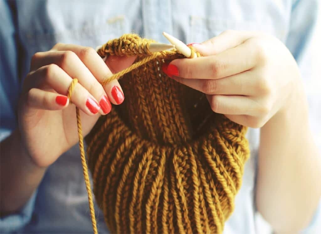 History Of Knitting And Key Knitting Terms