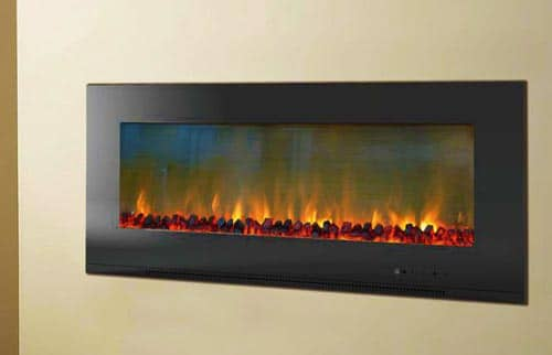 Best Wall Mounted Electric Fireplaces For 2018